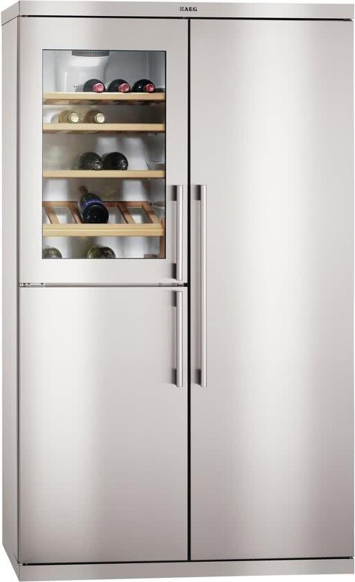 AEG side by side koelkast S95900XTM0