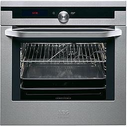 Inbouw multi-functionele oven AEG B9878 m