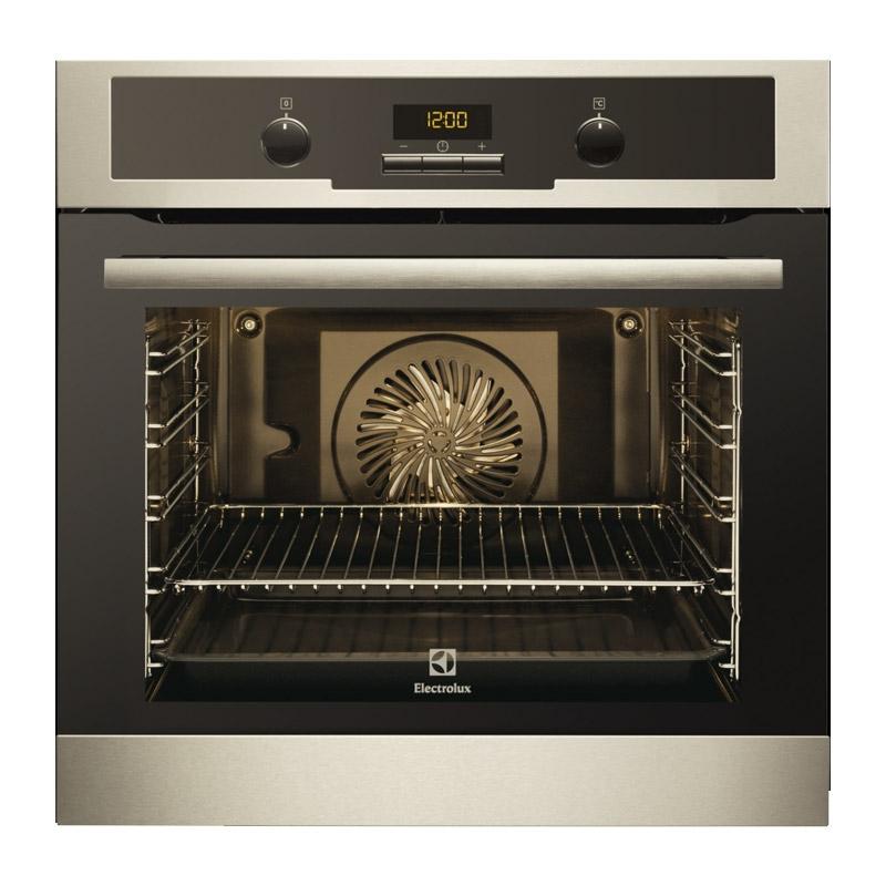 Inbouw hetelucht oven Electrolux EEB4433POX