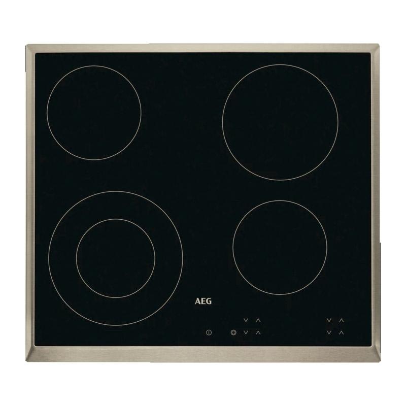 AEG keramisch kookplaat HK624010XB