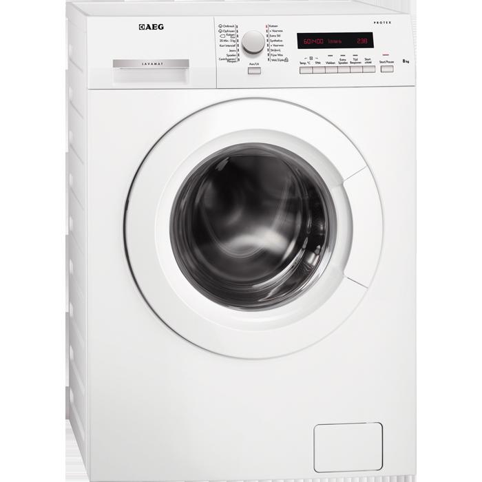AEG wasmachine L73484NFL