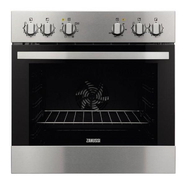 Zanussi inbouw oven zou30601xk + zanussi keramische kookplaat zev6046xba
