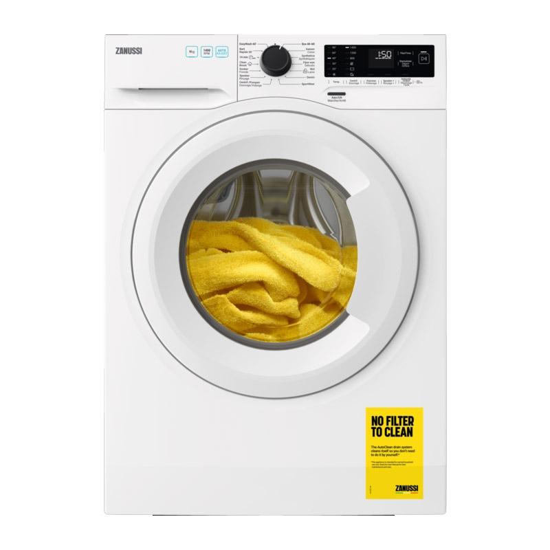 Zanussi AutoAdjust wasmachine ZWFN946CW