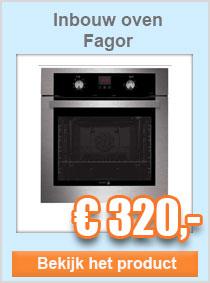 fagor inbouw oven