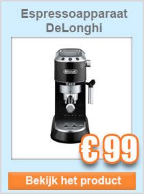 DeLonghi espressoapparaat