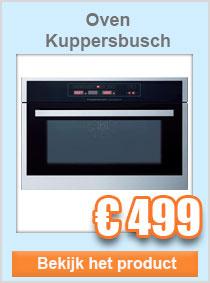 kuppersbusch oven