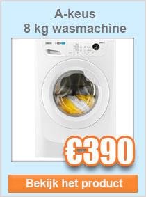 Zanussi wasmachine