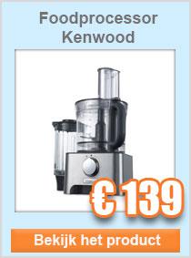 Kenwood foodprocessor