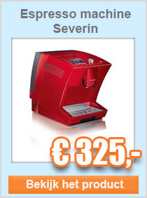 severin espresso machine
