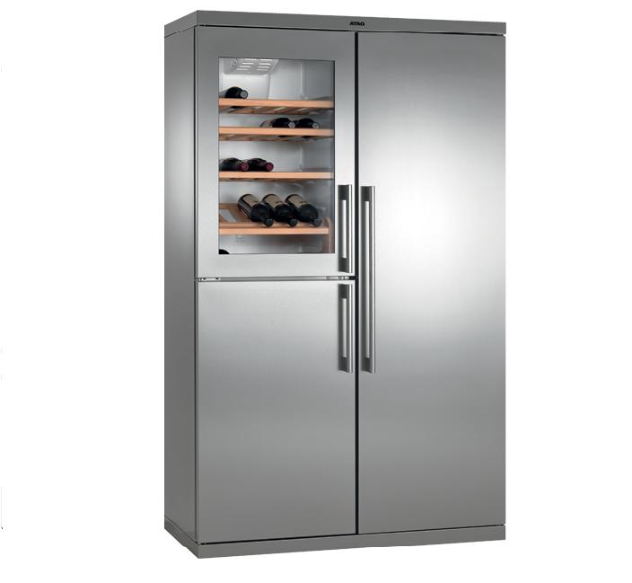 Atag KA2411DW side-by-side koelkast