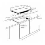 Inbouw keramische kookplaat AEG HK764070FB